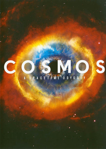 Cosmos - A Spacetime Odyssey DVD Movie