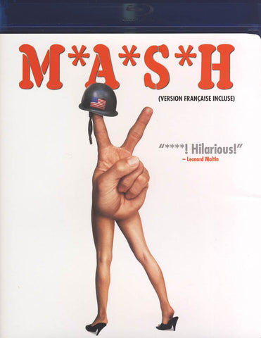 M*a*s*h (Special Edition) (Bilingual) (Blu-ray) BLU-RAY Movie