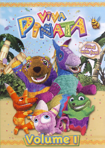 Viva Pinata - Volume 1 DVD Movie