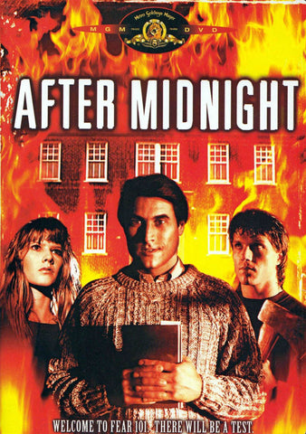 After Midnight DVD Movie