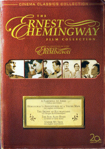 The Ernest Hemingway Film Collection (Boxset) (Bilingual) DVD Movie