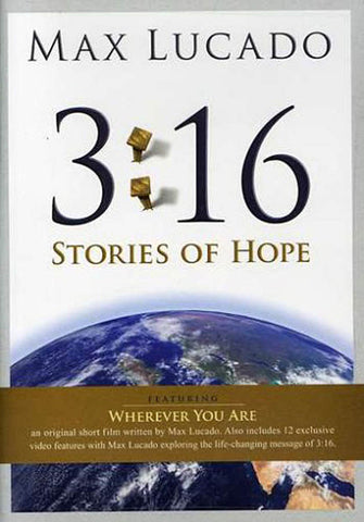 Max Lucado 3:16 - Stories of Hope DVD Movie