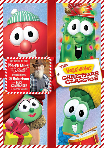 Veggie Tales -The Christmas Collection + Merry Larry and the True Light of Christmas (Boxset) DVD Movie