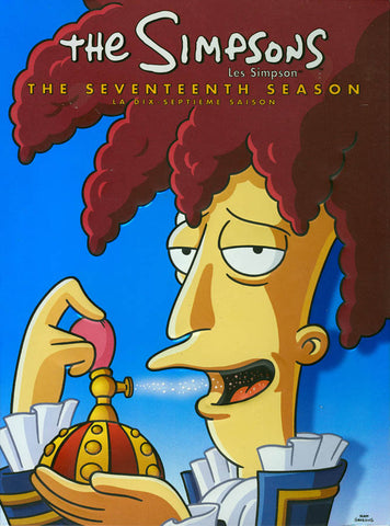 The Simpsons - Season 17 (Bilingual) (Boxset) DVD Movie