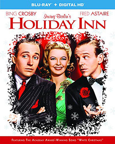 Holiday Inn (Blu-ray + Digital HD) (Blu-ray) BLU-RAY Movie