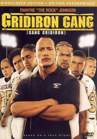 Gridiron Gang (Widescreen Edition) (Bilingual) DVD Movie