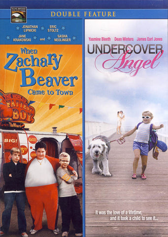 When Zachary Beaver Came Town / Undercover Angel DVD Movie