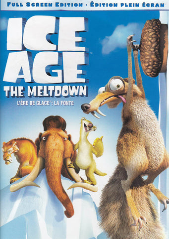 Ice Age - The Meltdown (Full Screen Edition) (Bilingual) DVD Movie