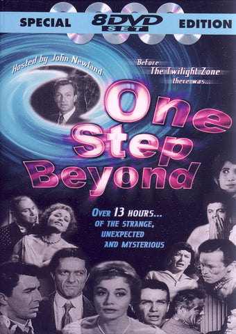 One Step Beyond (Boxset) DVD Movie