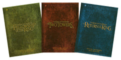 The Lord of the Rings - The Motion Picture Trilogy (Special Extended DVD Edition) (3 Pack) (Boxset)
