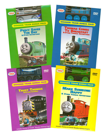 Thomas and Friends Movie & Train Set Collection # 4 (Boxset) DVD Movie