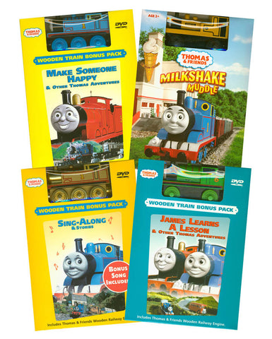 Thomas and Friends Movie & Train Set Collection # 6 (Boxset) DVD Movie