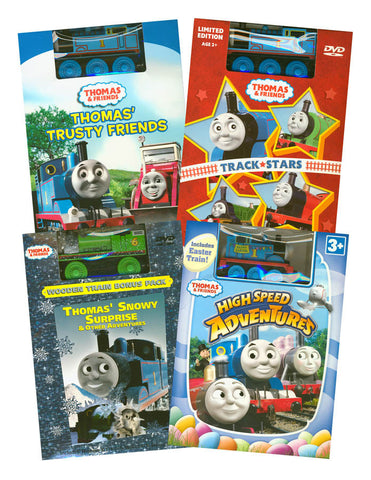 Thomas and Friends Movie & Train Set Collection # 7 (Boxset) DVD Movie