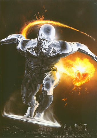 Fantastic Four - Rise of the Silver Surfer (Two-Disc Power Cosmic Edition) DVD Movie