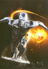 Fantastic Four - Rise of the Silver Surfer (Two-Disc Power Cosmic Edition)