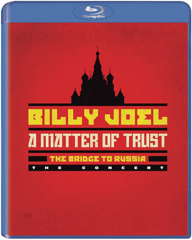 Billy Joel : A Matter Of Trust - The Bridge To Russia (The Concert) (Blu-ray) BLU-RAY Movie