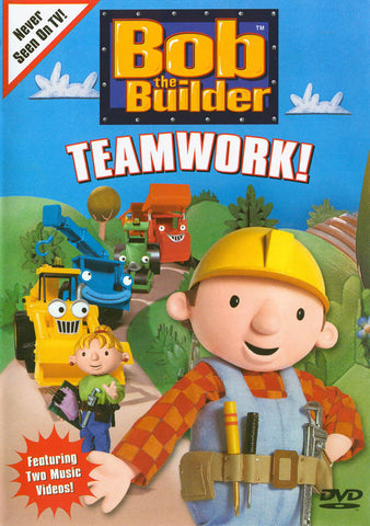 Bob the Builder - Teamwork DVD Movie