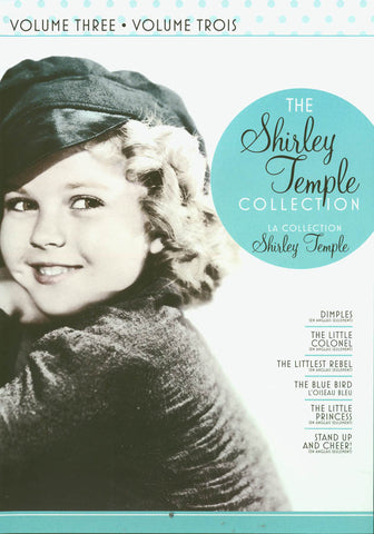 The Shirley Temple Collection: Vol: 3 (Bilingual) DVD Movie