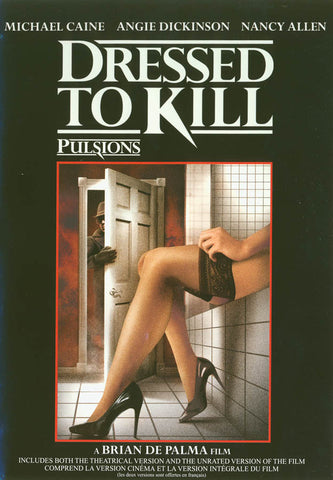 Dressed to Kill (Bilingual) DVD Movie