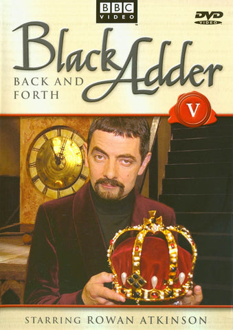 Black Adder - Vol. V - Back and Forth DVD Movie