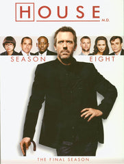House, M.D. - Season 8 (Boxset)