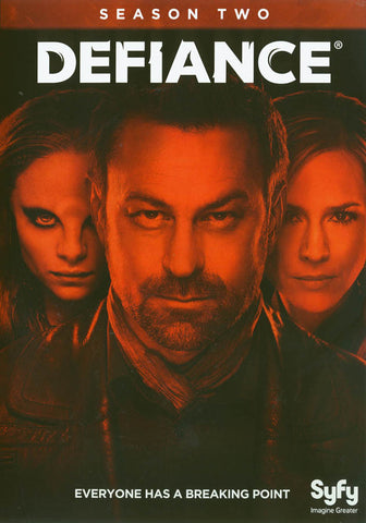 Defiance - Season Two (2) DVD Movie