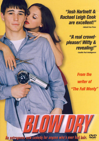 Blow Dry (Miramax) DVD Movie