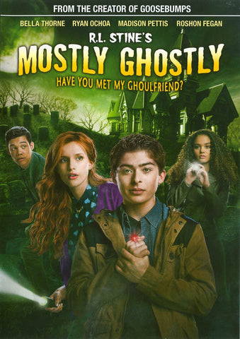 R.L. Stine's Mostly Ghostly - Have You Met My Ghoulfriend? DVD Movie