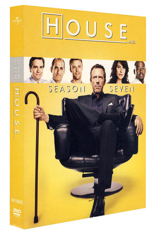 House, M.D. - Season 7 (Boxset) DVD Movie