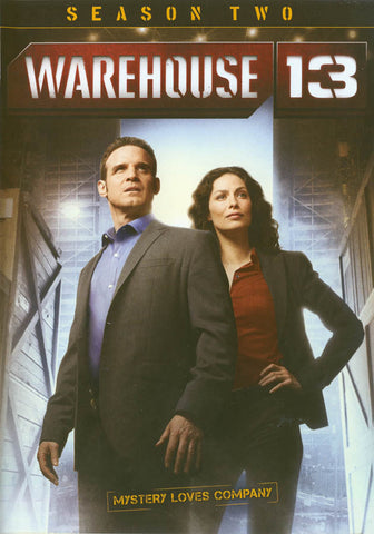 Warehouse 13: Season Two (Boxset) DVD Movie
