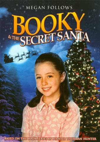 Booky and the Secret Santa DVD Movie