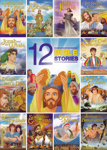 Bible Stories DVD Movie