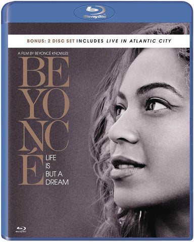 Beyonce: Life Is But a Dream (Blu-ray) BLU-RAY Movie