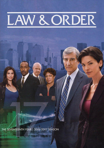 Law & Order - The Seventeenth (17) Year (2006-2007 Season) DVD Movie