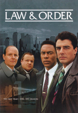 Law & Order - The First (1) Year (1990-1991 Season) DVD Movie
