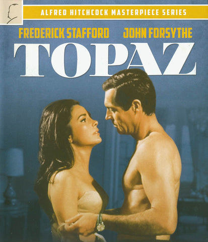 Topaz (Blu-ray) BLU-RAY Movie