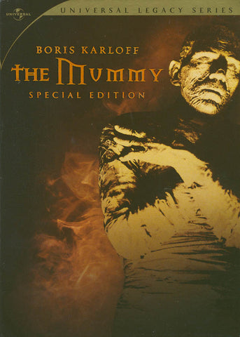 The Mummy (Special Edition) (Boxset) DVD Movie