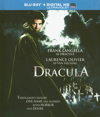 Dracula (Frank Langella) (Blu-ray + Digital Copy) (Blu-ray)