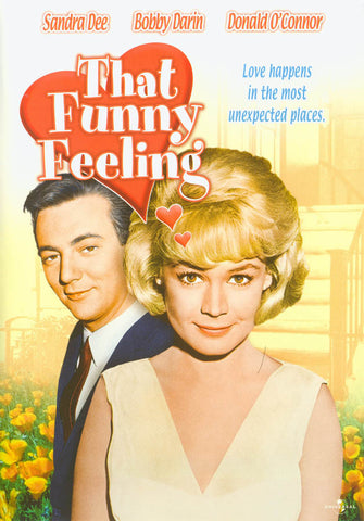 That Funny Feeling DVD Movie