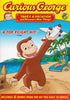 Curious George - Takes a Vacation & Discovers New Things DVD Movie