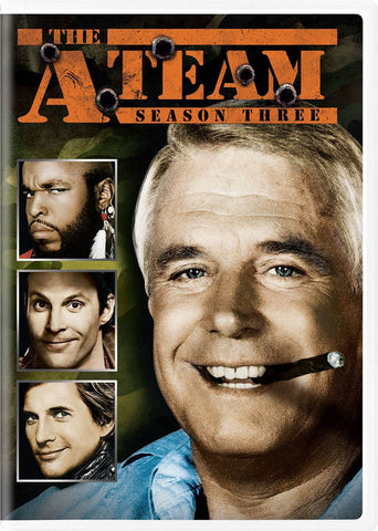 The A-Team - Season Three (Keepcase) DVD Movie