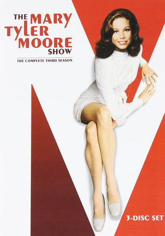 The Mary Tyler Moore Show - The Complete Third Season (Boxset) DVD Movie