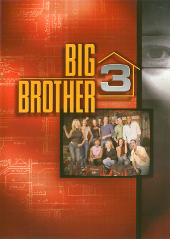 Big Brother 3 - Episodes 1-4 DVD Movie