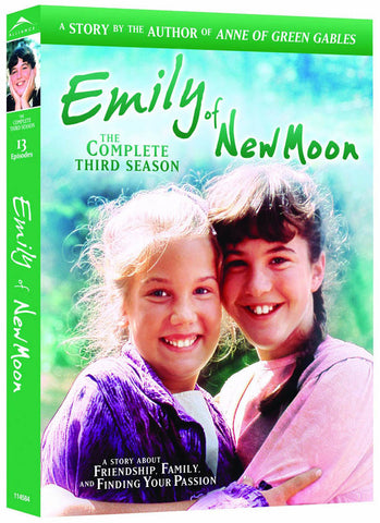 Emily of New Moon - The Complete Third Season (Boxset) DVD Movie