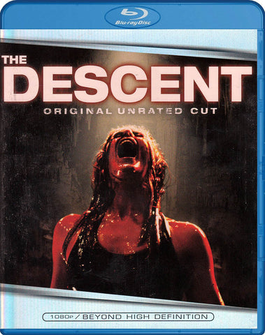 The Descent (Original Unrated Cut) (Blu-ray) BLU-RAY Movie