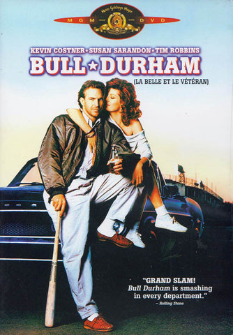 Bull Durham (Bilingual) DVD Movie