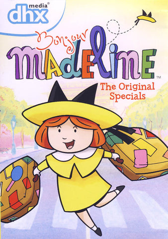 Bonjour Madeline - The Original Specials DVD Movie