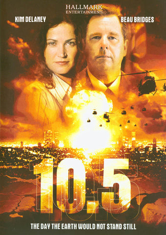 10.5 (CA Version) DVD Movie