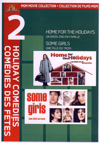 Home For The Holidays / Some Girls (MGM) (Bilingual) DVD Movie