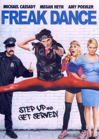 Freak Dance DVD Movie